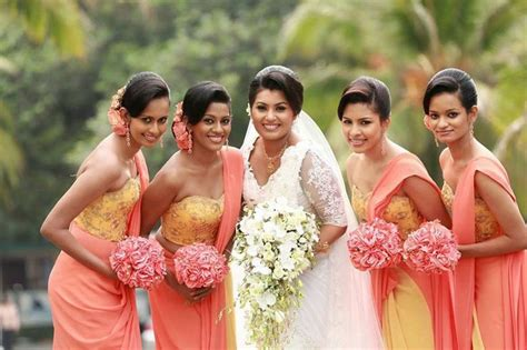 wedding colour themes sri lanka flower girl bridesmaid dresses in sri lanka wedding