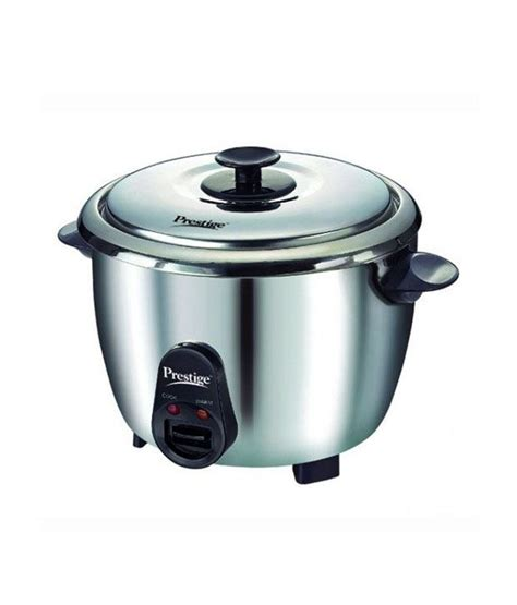 Rice Cooker Stainless Steel Sanken prestige 1 8 l sro rice cooker stainless steel price in india buy prestige 1 8 l sro rice