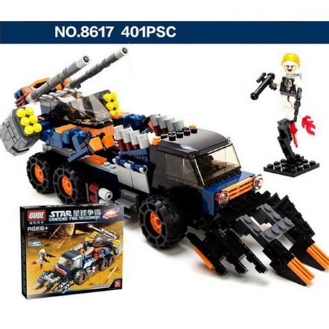 Positive Set 2in1 Gs wars 401pcs 2 in 1 lego 8617 end 3 17 2018 3 15 pm