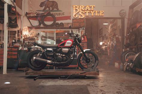 Yamaha Motorrad Kaufen by Gebrauchte Yamaha Scr950 Motorr 228 Der Kaufen