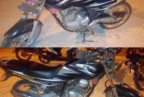 Alarm Sepeda Motor Di Surabaya di jual sepeda motor yamaha scorpio tahun 2008 plat l