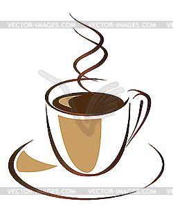 Black Coffee Aromatic One black coffee clipart