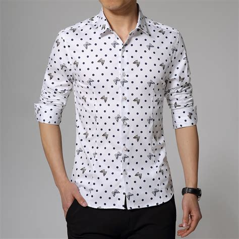 dotted shirts for mens is shirt