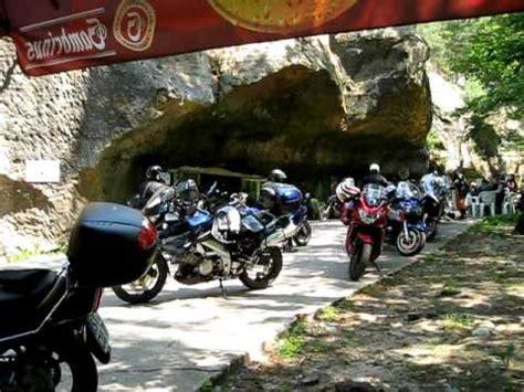 Motorradfahren Czech Republic motorrad h 246 hle tschechien bike cave czech republic pekeln 233