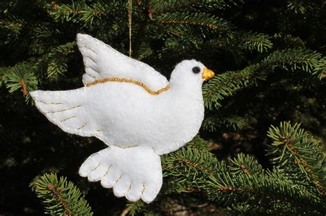 the christmas dove downeast thunder farm