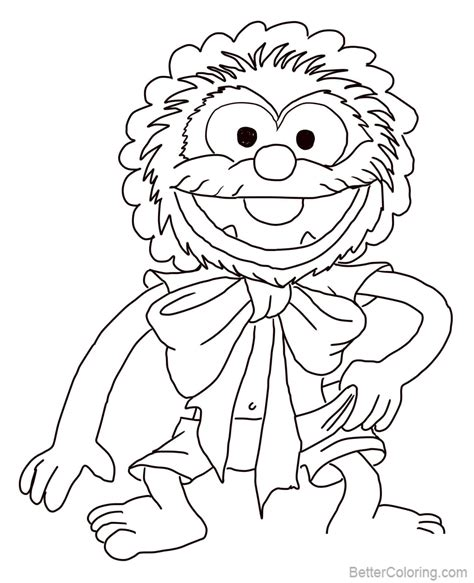 coloring for babies muppet babies coloring pages baby animals free printable