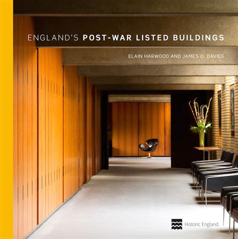 libro englands post war listed buildings a good read england s post war listed buildings midcentury the guide to modern furniture