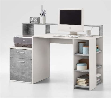 computer desk with hutch you ll by furniturefactor co uk