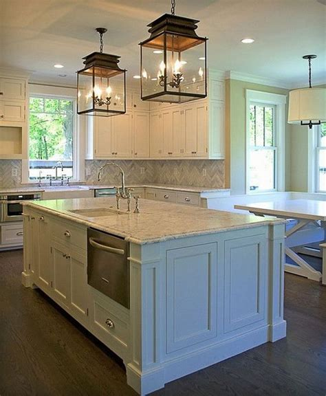 lights island in kitchen 30 awesome kitchen lighting ideas 2017
