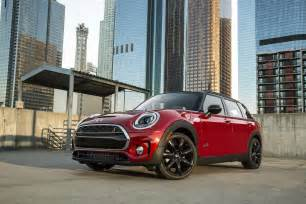 Mini Cooper S Pictures 2017 Mini Clubman Cooper S All4 Review Term Update 2