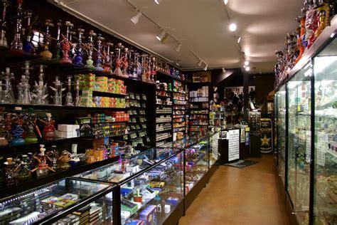 Smoke Shop Business Cards
