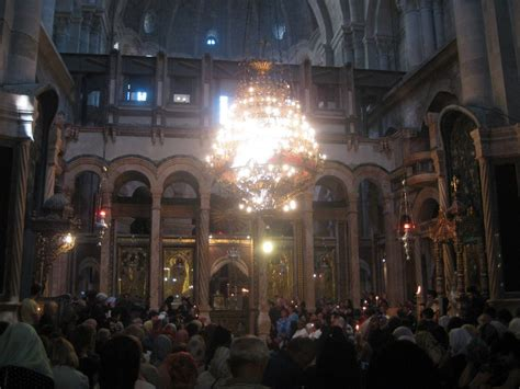 church   holy sepulchre jerusalem  architect