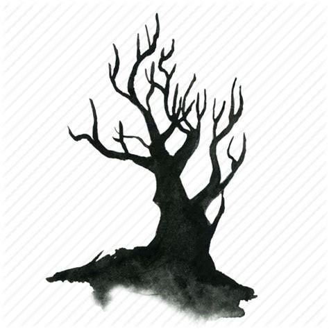 Spooky Search Apple Tree Tattoos