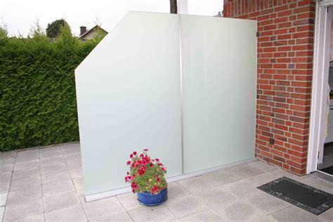 Windschutz Für Eingangstüren by Sch 246 N Trennw 228 Nde Terrasse Design Ideen