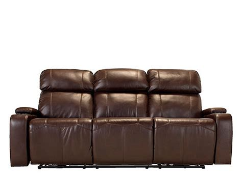 raymour and flanigan power recliner sofa stylus power reclining sofa umber raymour flanigan