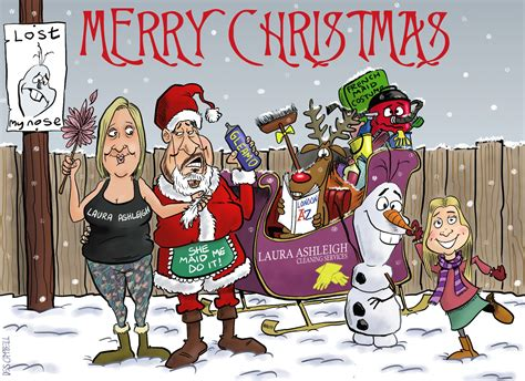 merry christmas  laura ashleigh cleaning services