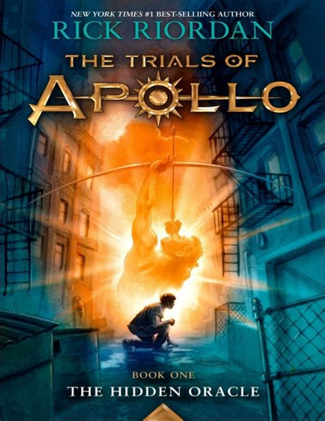 The Trial Of Apollo 1 The Oracle Rick Riordan trials of apollo the oracle