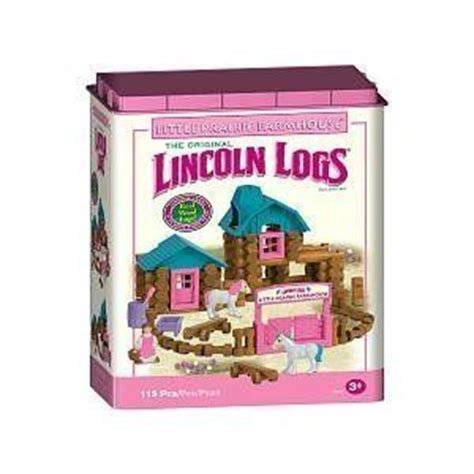 lincoln logs pink 51 best images about toys building toys on