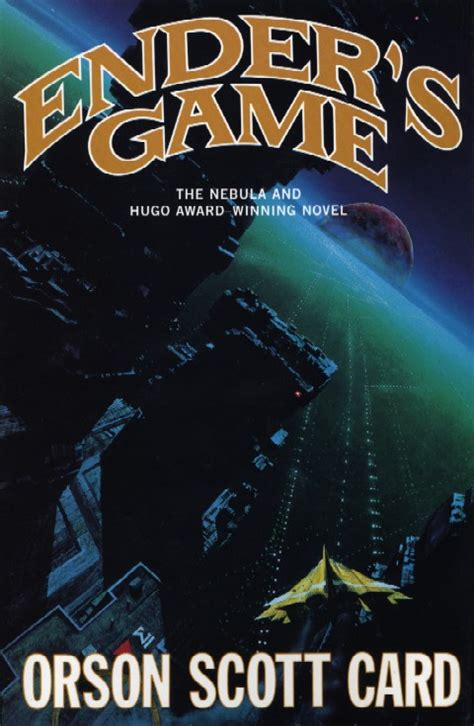 themes for the book ender s game question of the week which science fiction novel would