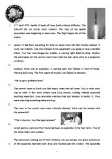 Apollo 13 Worksheet by Apollo 13 Worksheet Abitlikethis