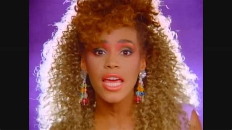 hot ladies of the 80s electrifying ladies of the 80 s whitney houston hd