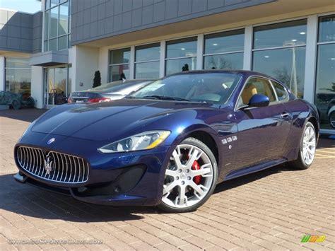 blue maserati granturismo convertible maserati granturismo sport convertible blue