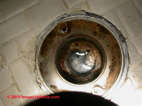 Water Backing Up Into Bathtub by Floor Drain Sewage Odor Problems Cause Cure