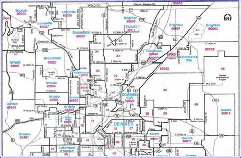 zip code map denver denver zip codes map search denver by zip code