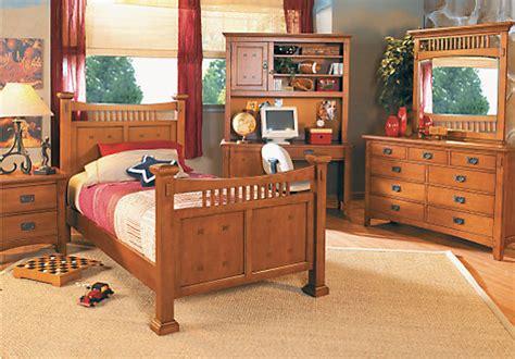 rooms to go mission bedroom set mission full oak 6pc panel bedroom girls bedroom sets