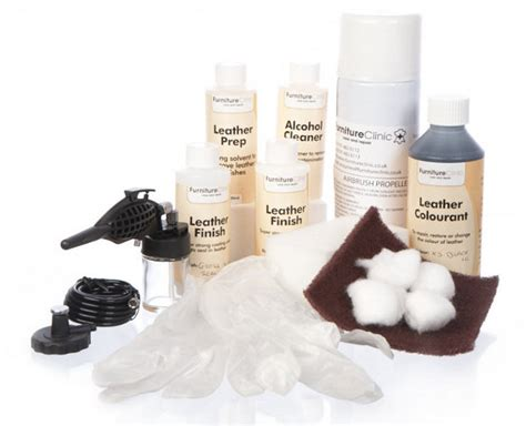 leather couch dye kit leather colourant kit perfect for leather colour