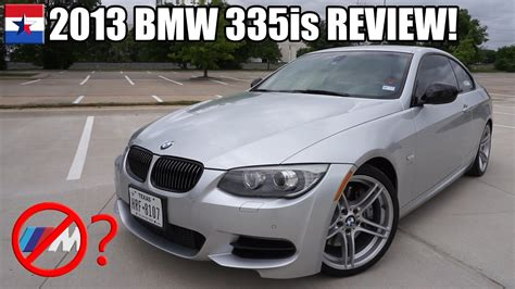 Bmw 335is Review by 2013 Bmw 335is Review E92 M3 Killer