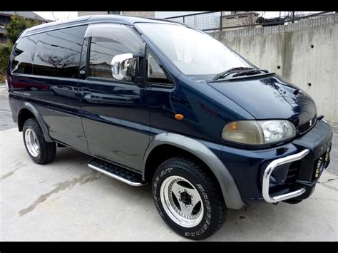 mitsubishi delica space gear featured 1995 mitsubishi delica space gear exceed at