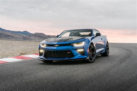 2017 Chevrolet Camaro 1le by 2017 Chevrolet Camaro V 6 1le And Ss 1le And Track