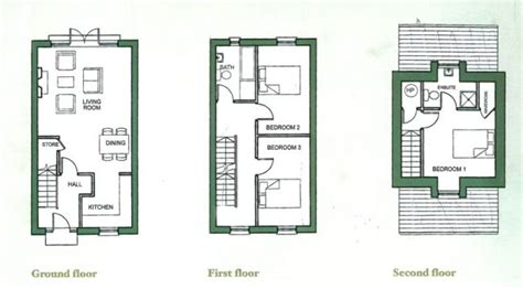 Skinny Houses Floor Plans small spaces architects dublin ireland houses