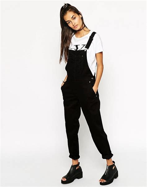 Fashion Wardrobe Stylist by Asos Asos 90s Style Overalls