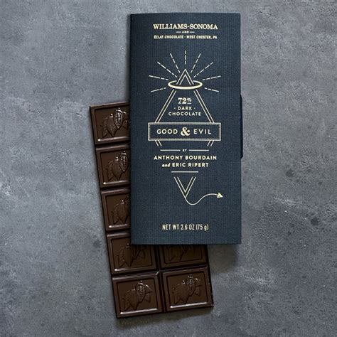 Where To Buy Williams Sonoma Gift Cards - williams sonoma good evil chocolate bar williams sonoma