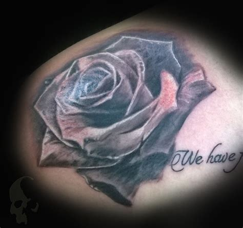 wicked rose tattoos tattoos indelible