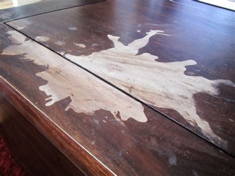 I Spilled Nail Polish Remover On My Hardwood Floor   Nail