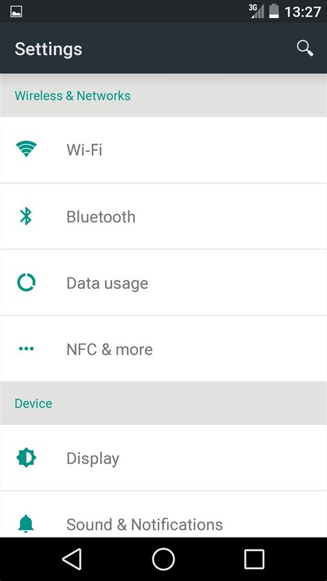 android preferences android l and material design beautiful pixels