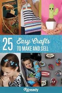 25 easy crafts to make and sell http diyready com 25 easy crafts