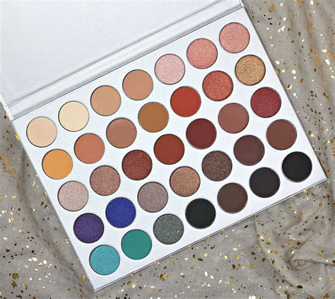Morphe X Hill Palette morphe x hill eyeshadow palette swatches review