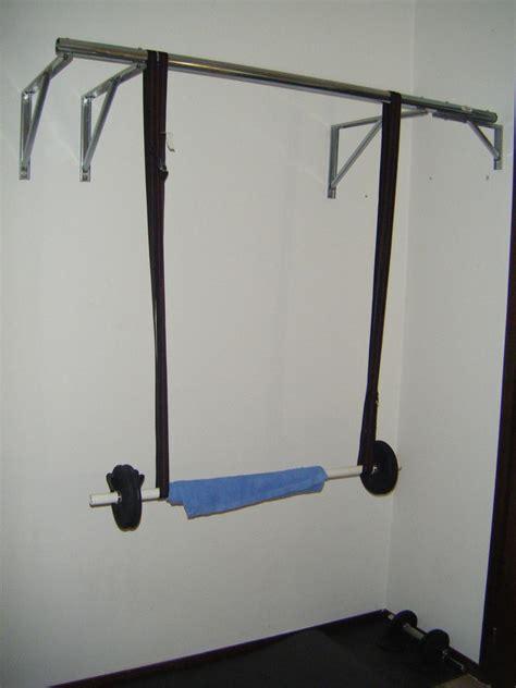 barra trazioni casa barra per trazioni fai da te low cost da usare in casa