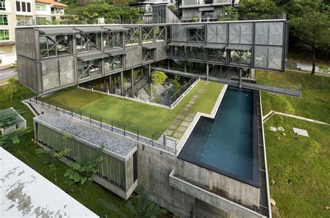 cantilever house cantilever house architect magazine design unit kuala