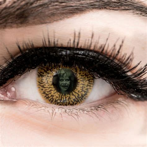 gold colored contacts gold glimmer contact lenses