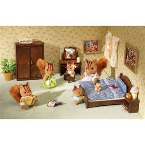 Sylvanian Families Bedroom Furniture Sylvanian Families Master Bedroom Set Toys Quot R Quot Us Australia Official Site Toys