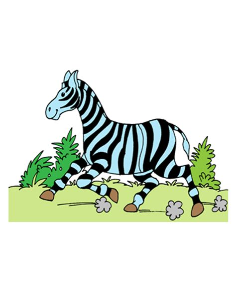 zebra printable information zebra information coloring pages for kids to color and print