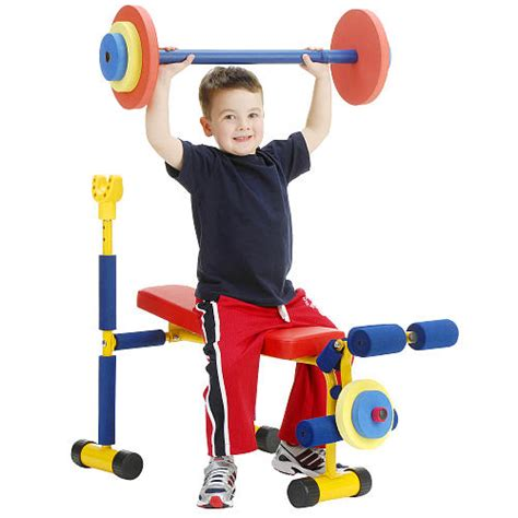 kid bench press true or false lifting weights for children will stunt