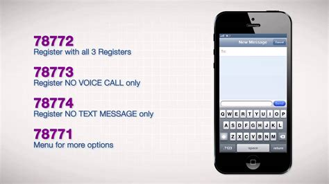 national do not call list for cell phones do not call registry for consumers