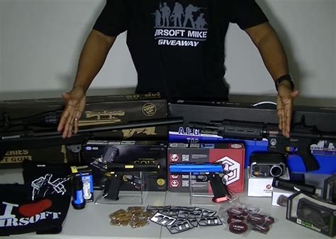 Airsoft Giveaway - airsoft mike s epic giveaway 2016 popular airsoft