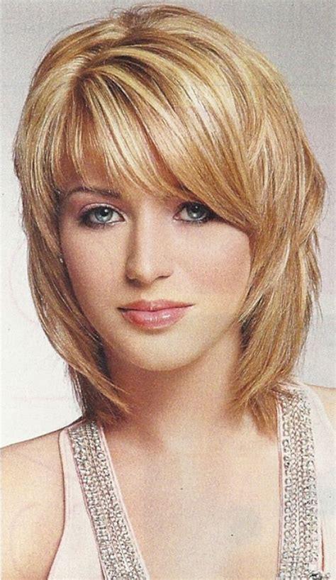 picture of layered shag for pear face medium length face framed shag hair styles hair